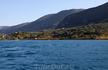 о. Закинтос. Порт города Аликес. Зелёные холмы, зелень спускается к самому морю...Закинф очаровывает своей природой