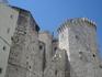 Сплит, остатки дворцовой стены