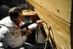 В Морском музее можно даже почувствовать себя плотником, поработав руками :)