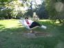 Отдых после прогулки в Лионе