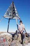 А мы покорили самую высокую гору Высокого Атласа - Джебель Тубкаль. Зимой и  за один день эта гора стала по-настоящему трудовой.