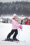 Моя маленькая лыжница
