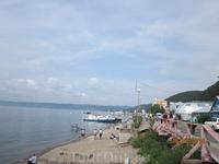 пляж, Байкал
