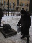 """""""Трофейный"""" лев, который приехал в 1945 году из Германии. Его историю расскажу попозже"""