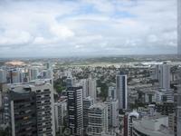 Ресифе с высоты 33 этажа