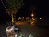 Критский вечер