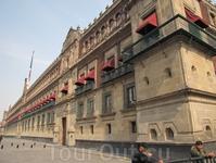 перзидентский дворец
