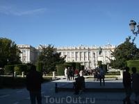 Мадрид. Королевский дворец