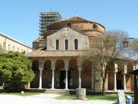 о. Торчелло - церковь Санта Фоска