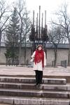 памятник памяти павших в Великой Отечественной войне