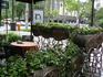 Кафе на улице в Ереване