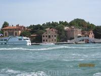 Плывем в Венецию