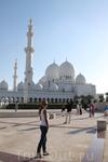 Одна из самых больших мечетей мира