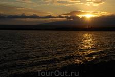 Незабываемые закаты на Тенерифе.
