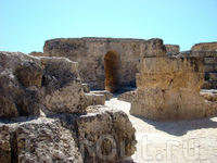 Карфаген - город развалин