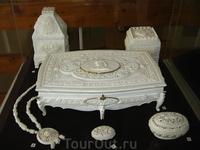 музей изобразительных искусств, изделия из кости