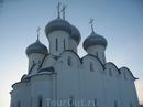Экскурсия по Вологде и Прилуцкому монастырю.