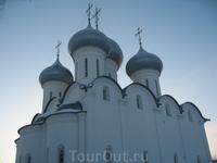 Софийский собор в Вологде.
