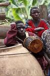 В племени пигмеев