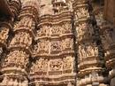 Изображения на храме Кандарья-Махадева.