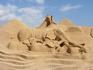Фестиваль песчаных скульптур в Альбуфейре - Африка