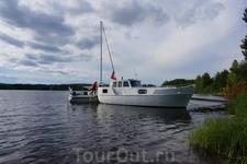 Какая Скандинавия без водных путешествий? Хочется верить, что наши паруса еще ждут нас...