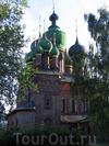 Фотография Церковь Иоанна Предтечи в Ярославле
