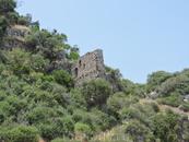 Античный город Олимпос.