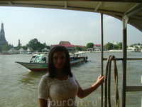 24 декабря 2010. Бангкок. Boat Transfer.