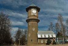 Башня в форме самовара