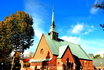 Церковь Мариехамна.