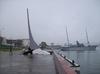 Фотография Мемориальный комплекс на Корабельной набережной