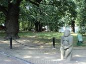 ...прекрасный парк...