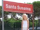 Милый городок Санта- Сусанна