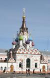 Фотография Храм в честь иконы Божией Матери Утоли моя печали