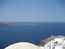 Вид с острова Санторини