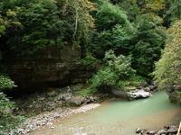 Река Курджипс великолепна в своей красоте