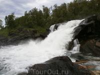 Водопад Форса.