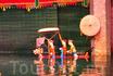 театр кукол на воде - оригинальный вид искусства