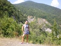 Путешествие в горы...