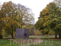 памятник геям – жертвам нацизма