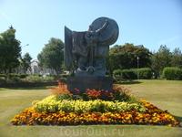 Памятник основателям Рейкьявика