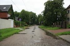 Калининград. По дороге в гостиницу.
