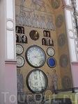Верхняя площадь часы на Ратуше 4