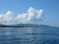 по дороге к островам