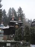 Небольшая церковь в Совате
