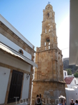 колокольня в Линдосе
