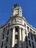 Конечно же без него никак - Ave Fenix, символ страхового общества La Unión y el Fénix. Первый Феникс был размещен в Мадриде на здании по Гран Виа, 32 и ...