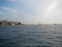 выход с босфора в мраморное море