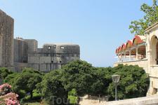 Снаружи Старо Града, Дубровник